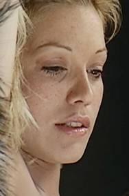 Natalie Zieger in Robbe-Grillet's Le Jeu Avec Le Feu